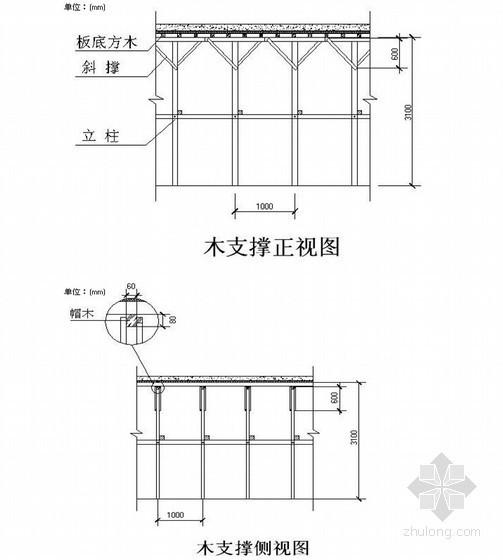 [广东]住宅工程模板施工方案(计算书)