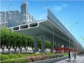 大跨度钢箱梁桥面铺装层材料梯度结构铺装施工工法(高韧性轻质混凝土)