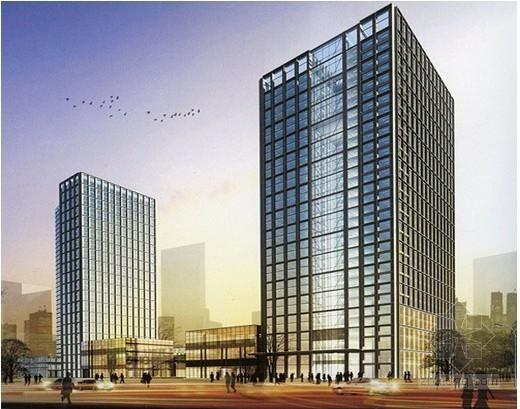 [重庆]商务大厦建设项目可行性研究报告