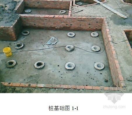 论静压预应力管桩工程质量控制(毕业设计)