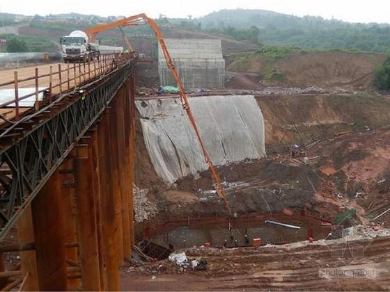 公路中桥明挖扩大基础首件工程施工方案