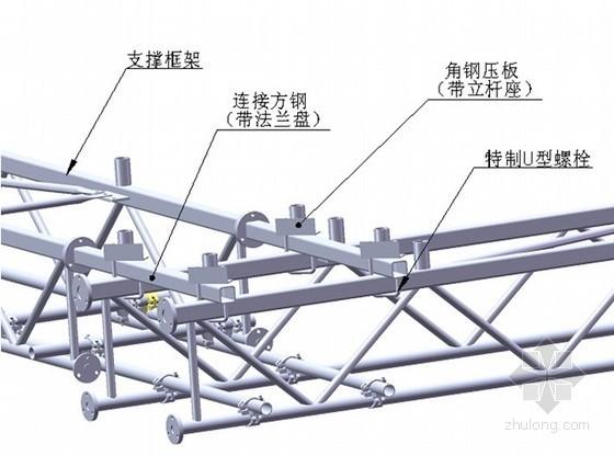 框剪结构小区附着式升降钢管脚手架专项施工方案(专家论证)