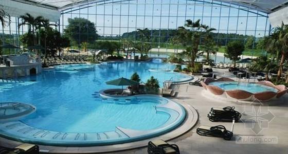 [江苏]泳池和池岸专用瓷砖铺贴施工工艺