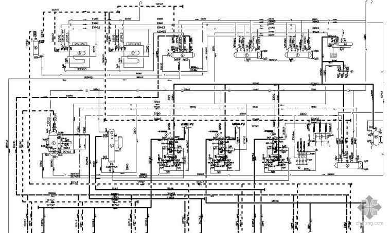2500t冷库设计图纸
