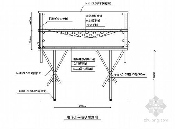 [四川]底框砖混结构农民集中居住点工程施工组织设计(151页 技术标)