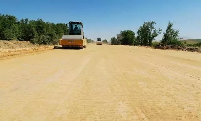 满满干货,市政道路开工至完工要做检测项目