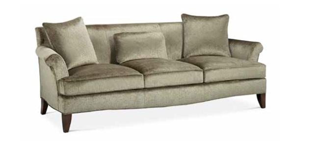 燕尔臻邸--深圳鲸山觐海复式软装设计-  「沙发品牌.Baker」第7张图片