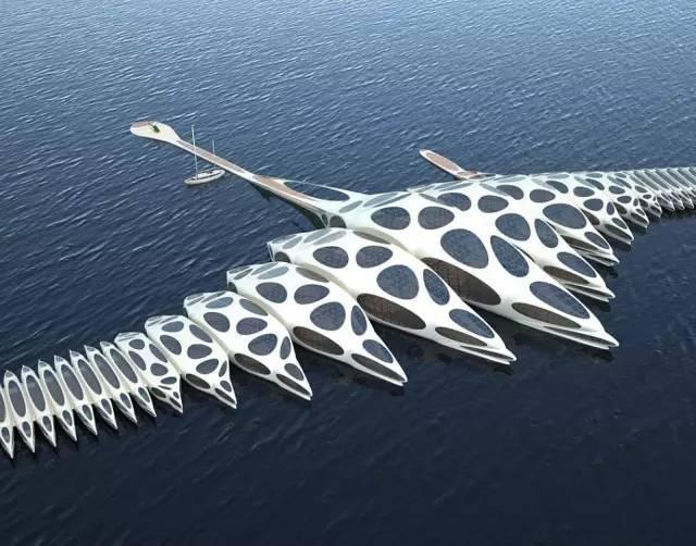 未来的酒店设计超乎你想象!