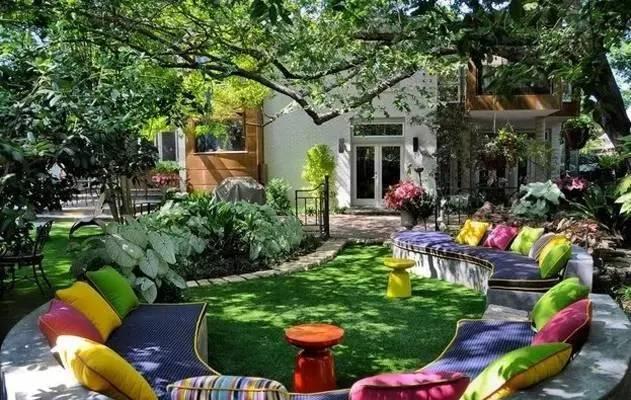 假如我有一个入户花园,我一定要这样做!_22