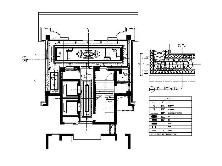 [无锡]现代简约全创意样板房深化设计施工图(含效果图)