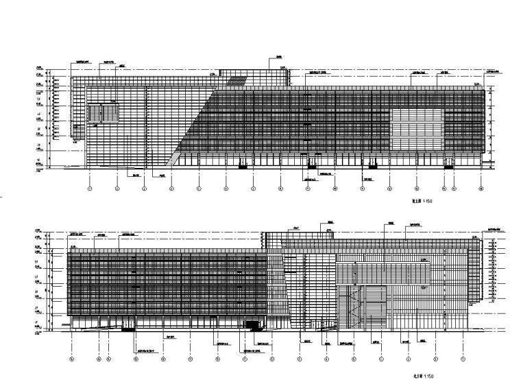 [广东]某图书馆建筑方案设计_3