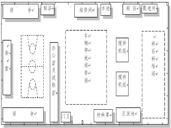 桥梁单位工程施工组织设计模板(137页)_1