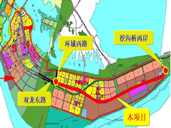 阳大公路改造工程可行性研究汇报(91页)