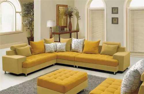 [分享]新款布艺沙发赏析图片