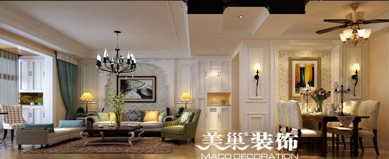 永威东棠110平简美两室装修,中年人的休闲惬意大阳台