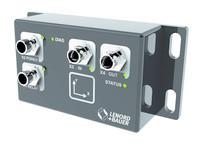 LENORD+BAUER振动传感器用于测量风力发电设备的塔振动