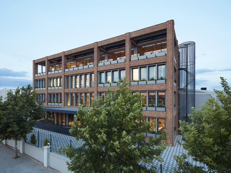 土耳其Empera公司总部大楼