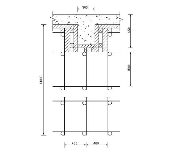 高支模支撑体系施工方案