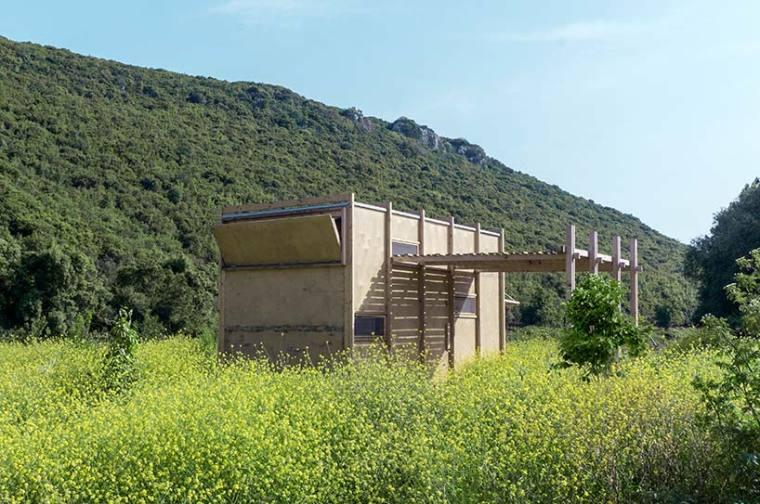 伊斯坦布尔回归自然的边境小屋