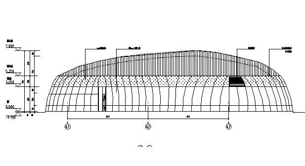 [北京]知名网络公司办公总部建筑施工图(修改图纸)_4