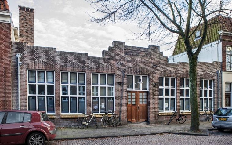 荷兰旧托儿所的改建