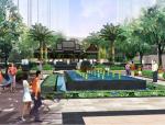 [广东]泰式风格园林度假型花园社区景观规划设计方案