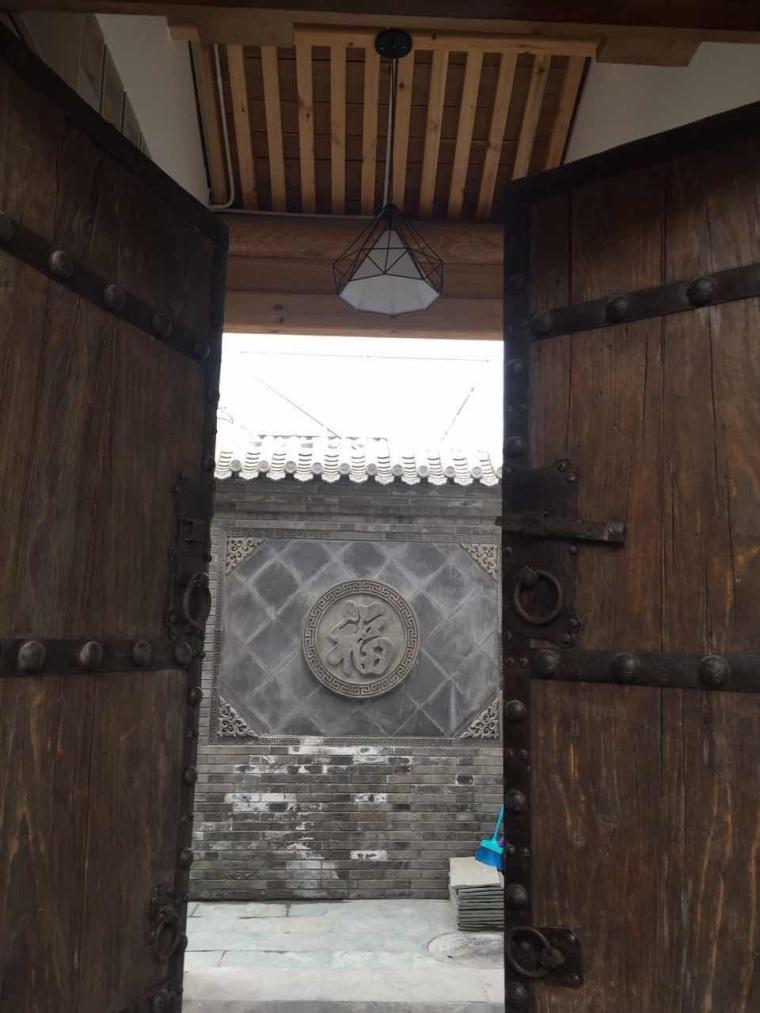 北京西城区东新帘子四合院_3