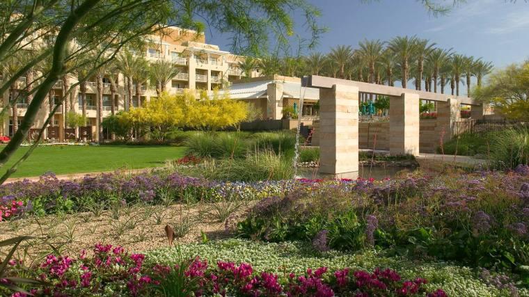 美国沙漠主题体育酒店-5
