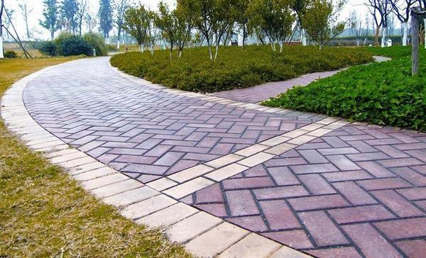 透水砖铺装在市政道路工程中的应用