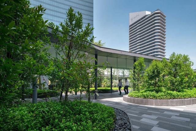 14-新加坡Comtech商业园区景观设计第14张图片