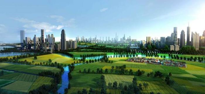 """""""让城市回归自然""""高度解读海绵城市"""