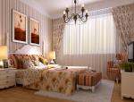 欧式温馨卧室3D模型下载