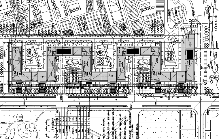 [浙江]综合商务楼水、暖、电、建筑、结构全套施工图(含100页详细设计说明)