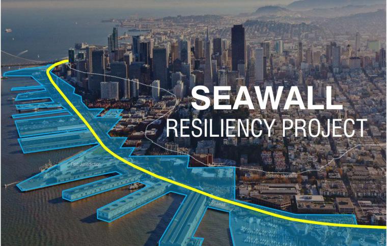 未来城市滨水空间设计有怎样的策略与途径?国际大咖为你解析!-seawall