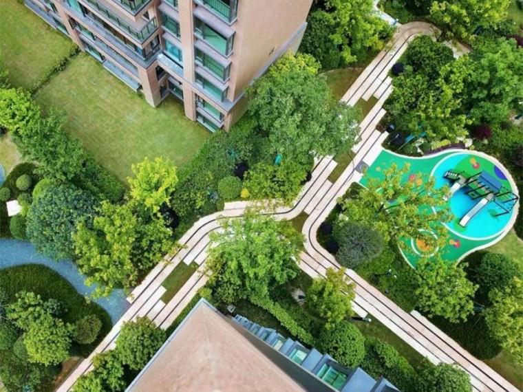 宁波新明洲住宅景观