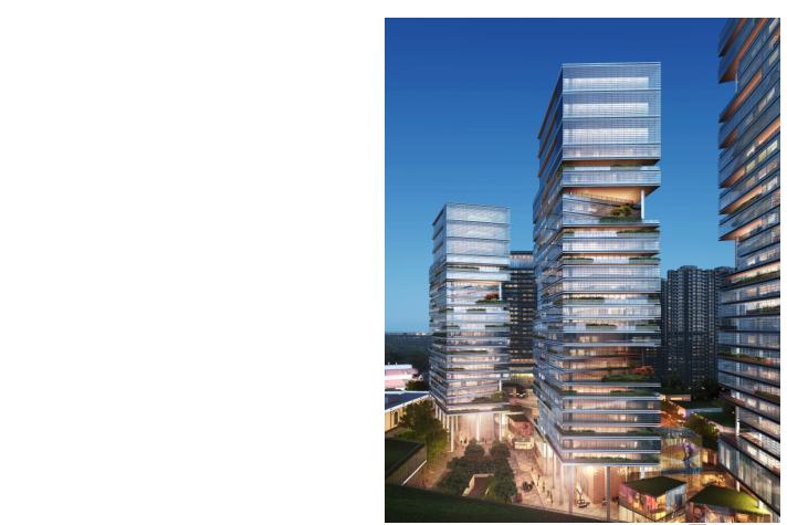 成都新世界大酒店规划设计pdf方案