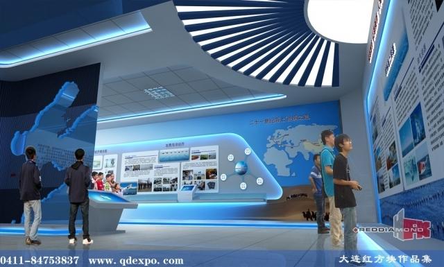 海洋科技馆 海洋科学知识展览馆设计理念和要点