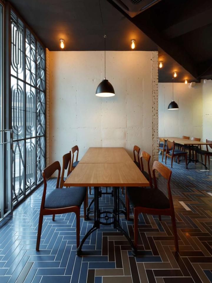 韩国ILBIANCO咖啡餐馆_14