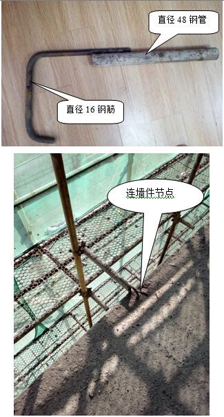 悬挂式脚手架施工方案(含详细计算书)