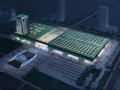 [安徽]国际会展中心工程文体建筑设计方案文版(CAD+SU+文本)