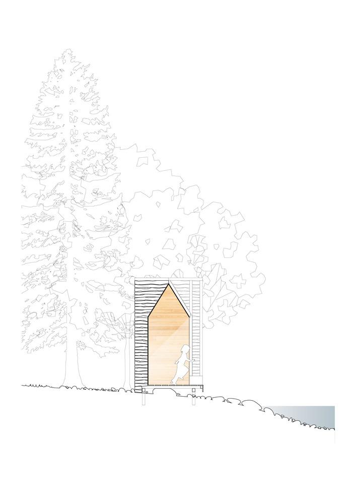 法国木堆积木小屋-9