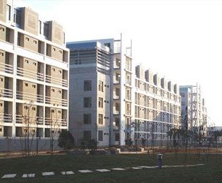同济大学嘉定校区工程学院大楼施工图(电气建筑结构给排水)