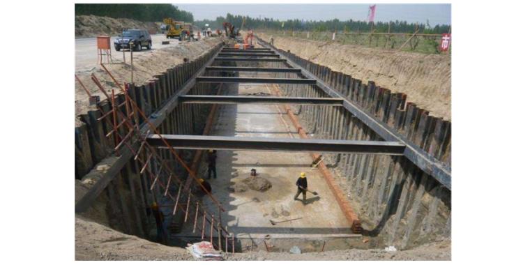 长沙高新技术产业开发区道路工程深基坑专项施工方案