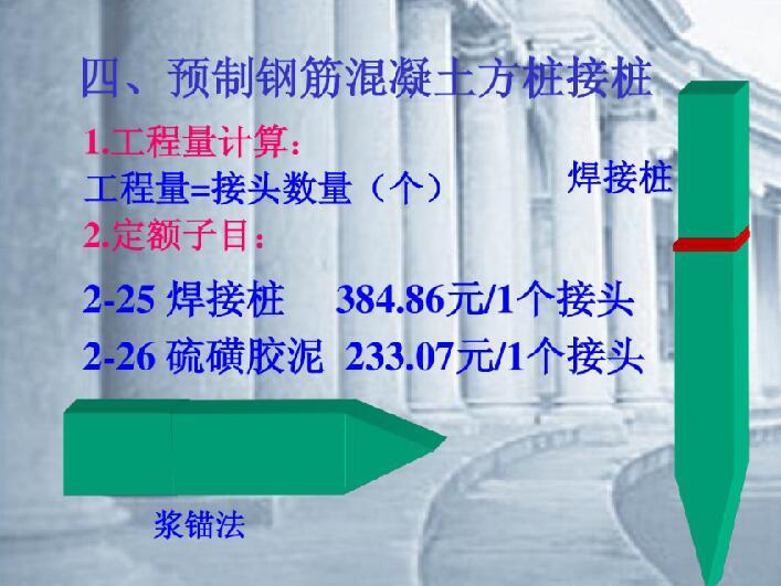 全套预算与定额工程造价管理(囊括建筑/脚手架/桩基础/地面等)_5