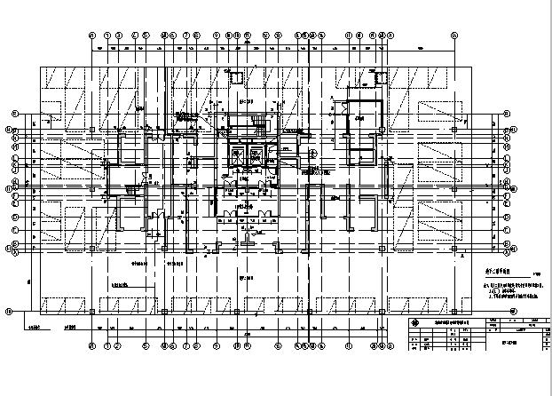 [河南]26层塔式住宅建筑施工图(16年全专业图纸)_3
