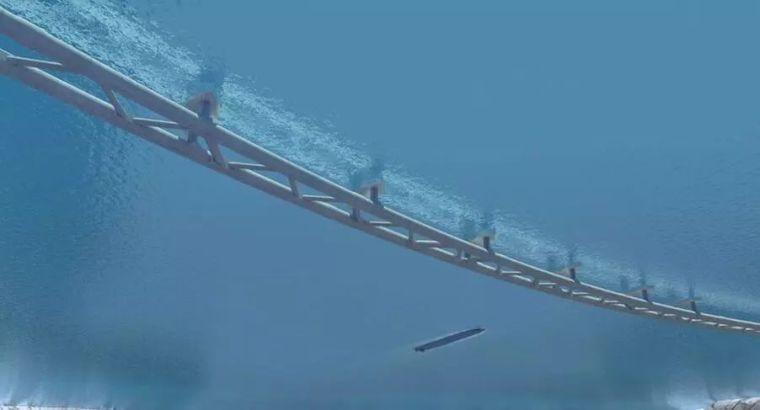 我国启动悬浮隧道工程技术研究VS阿基米德桥_5