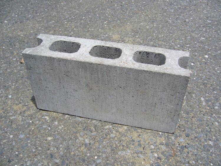 建筑中的混凝土块:如何使用这些低成本材料?_3
