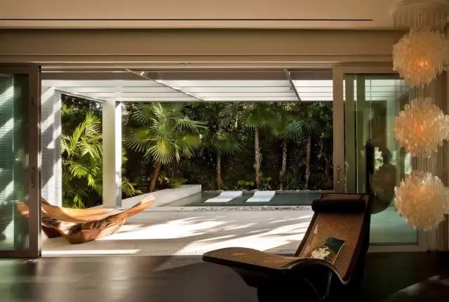 赶紧收藏!21个最美现代风格庭院设计案例_108