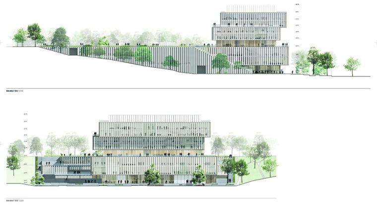 比利时可持续的Solvay国际办公总部-16