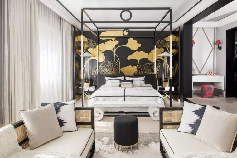 跃层都市公寓融入4种风格后,竟然如此惊艳!_19